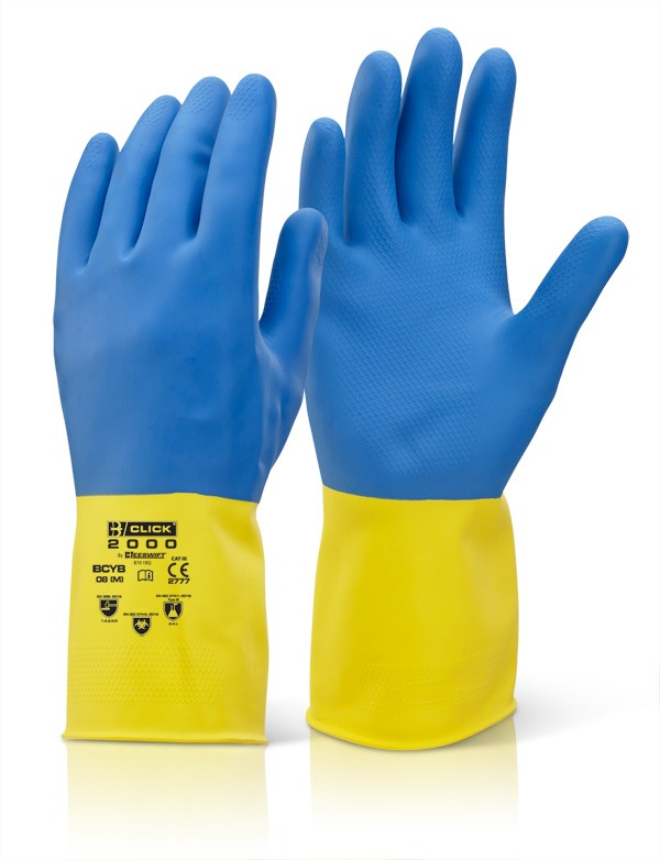 2 Colour Heavyweight Glove