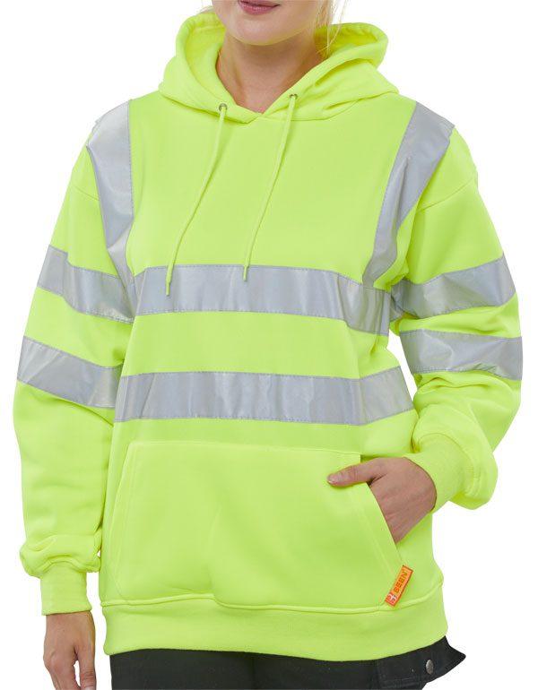 Pull On Hoody Sweatshirt
