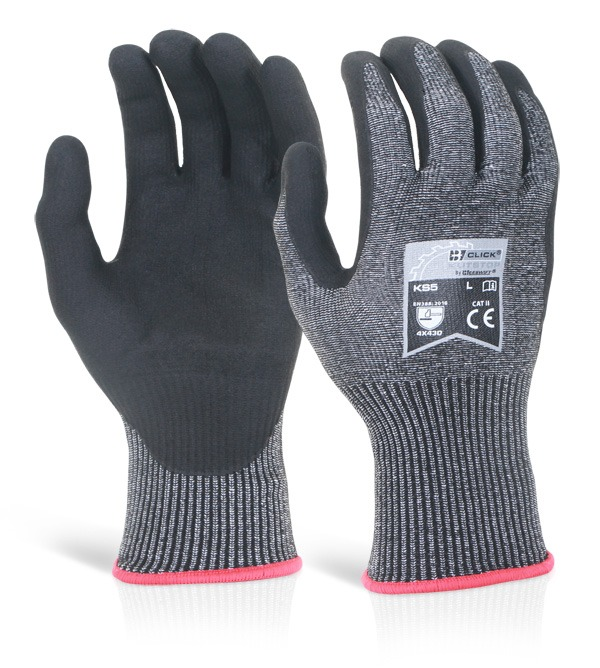 Micro Foam Nitrile Gloves