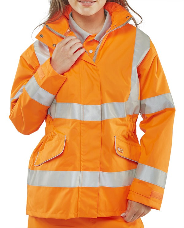 Ladies Executive Hi Visibility Jacket