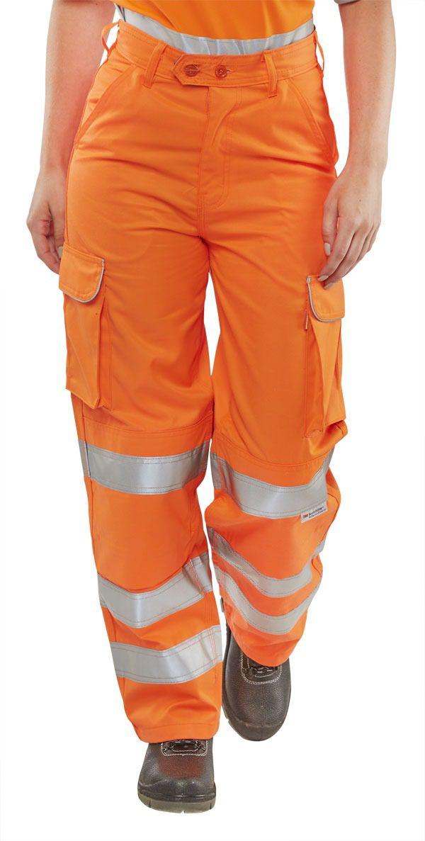 Ladies Rail Spec TrousersLadies Rail Spec Trousers