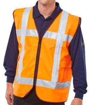 Light-Vest LED Safety Vest