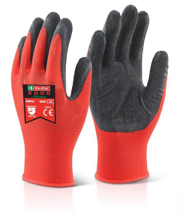 Multi Purpose Latex Poly Glove