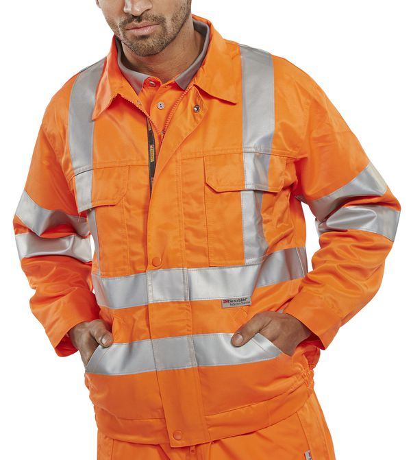 Railspec Jacket