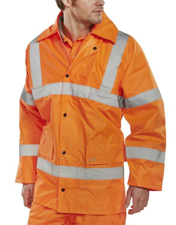 Lightweight EN471 Jacket