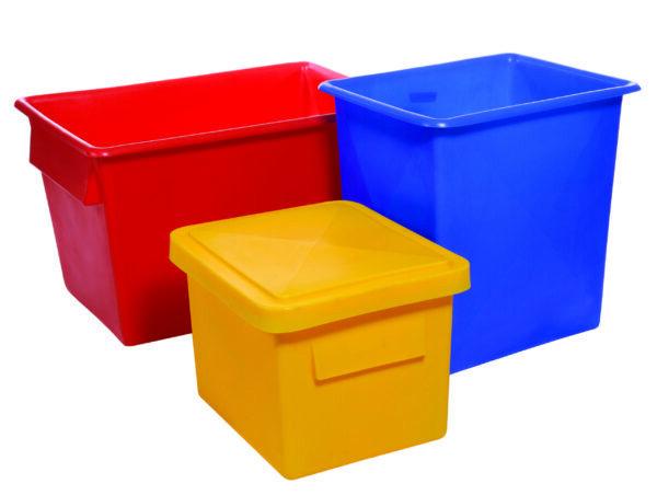 Plastic Container Tanks