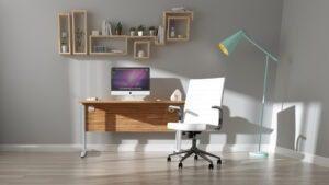Ezra Executive Leather Chair
