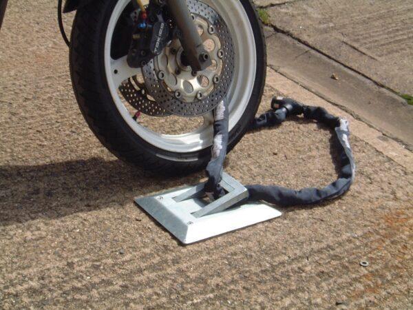 Motorcycle Locking Loop