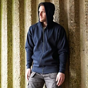 Macaw Hooded Zipped Sweatshirt