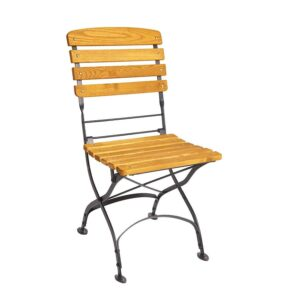 Folding Outdoor Side Chair