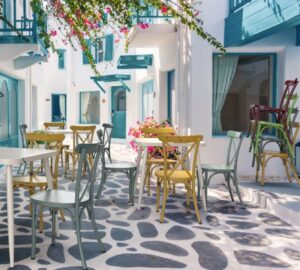Outdoor Chairs and Stools