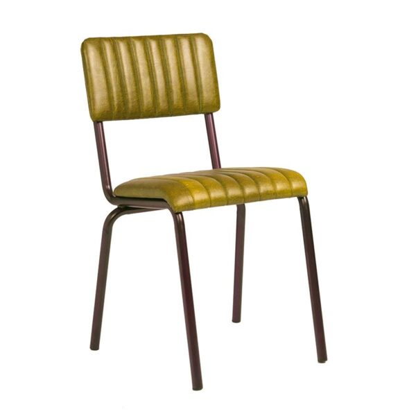 Ribbed Side Chair