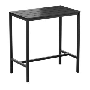 Outdoor Poseur Table