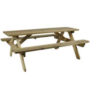 Outdoor Picnic Table