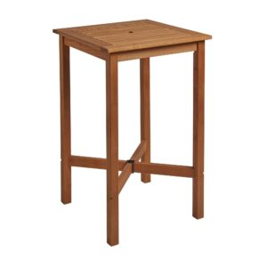 Square Poseur Table