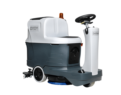 Nilfisk SC2000 Ride-On Scrubber Dryer