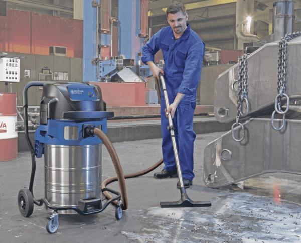 Nilfisk ATTIX 961-01 Single Phase Wet and Dry Vacuum Cleaner - 110 Volt