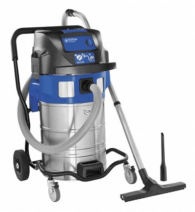 Nilfisk ATTIX 961-01 Single Phase Wet and Dry Vacuum Cleaner