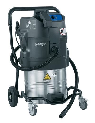 Nilfisk ATTIX 791-2M/B1 Atex Zone 22 Vacuum Cleaner