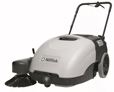 Nilfisk SW750 Battery Powered Sweeper