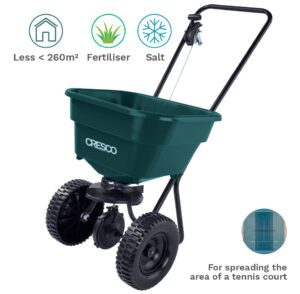 Broadcast Spreader for All Seasons