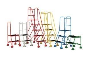 Classic Plus Colour Range Mobile Steps