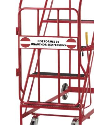 Optional Extras for Warehouse Steps