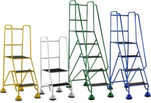 GRP Classic Plus Colour Range Mobile Steps