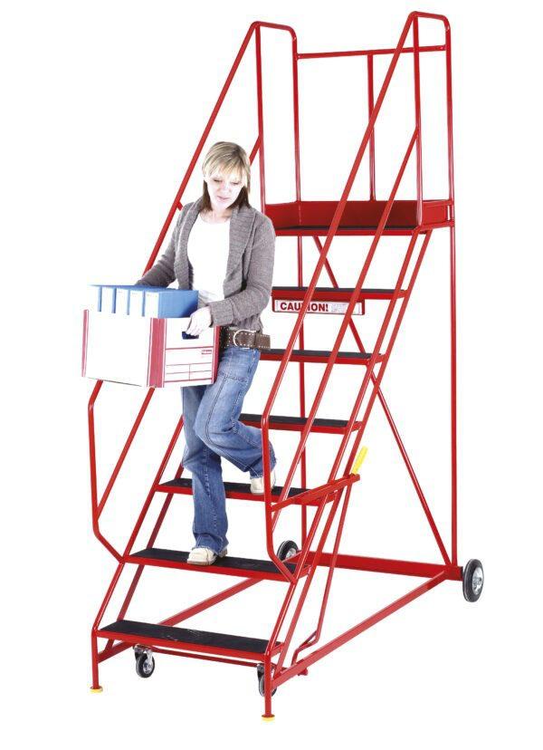 Easy Rise Mobile Steps