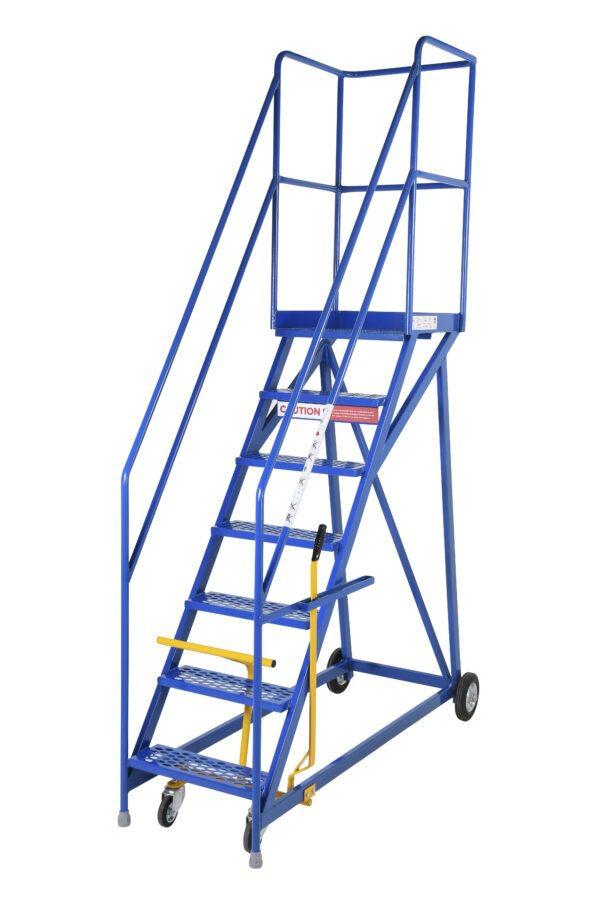 Narrow Base Mobile Steps