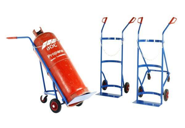 Propane And Calor Cylinder Trucks