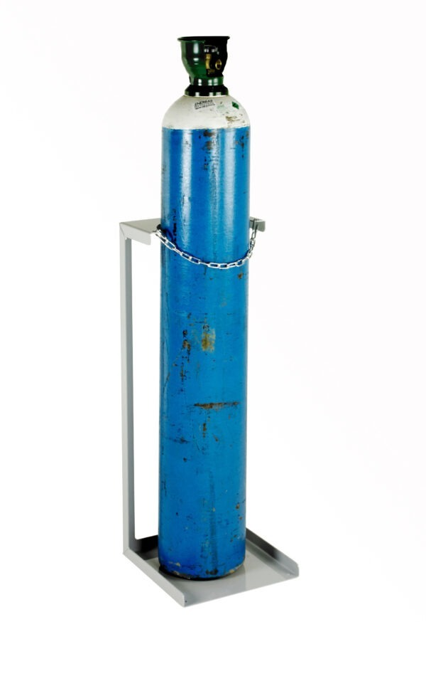 Economy Static Cylinder Floor Stands