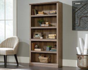 Barrister Home 5 Shelf Bookcase