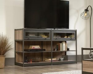 Barrister Home TV Stand/Credenza