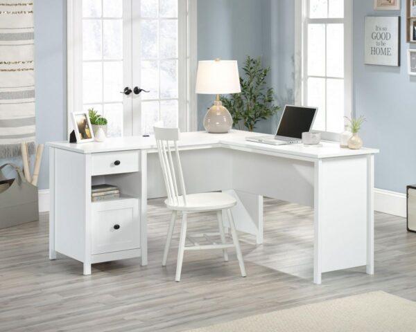 Teknik 5427718 Home Study L-Shaped Desk