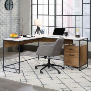 eknik 5427968 Moderna L-Shaped Desk