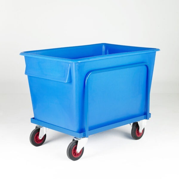 Plastic Container Trucks
