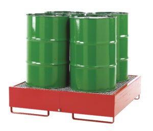 Drum Sump Storage System