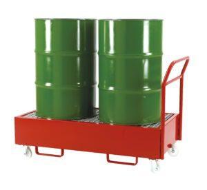 Mobile Drum Sump Trolley / Dispenser