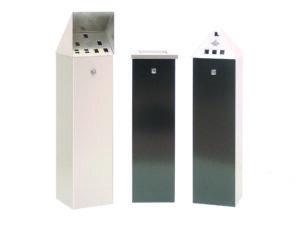 Floor Standing Cigarette Bins